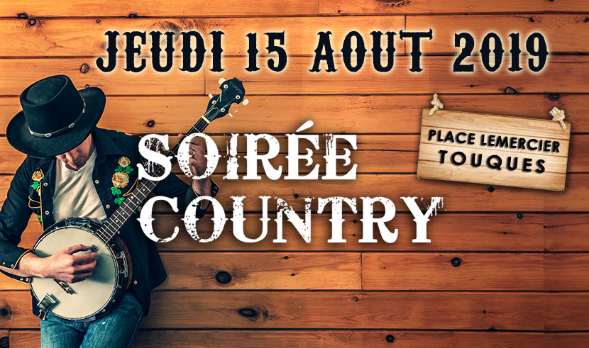 La journée Country