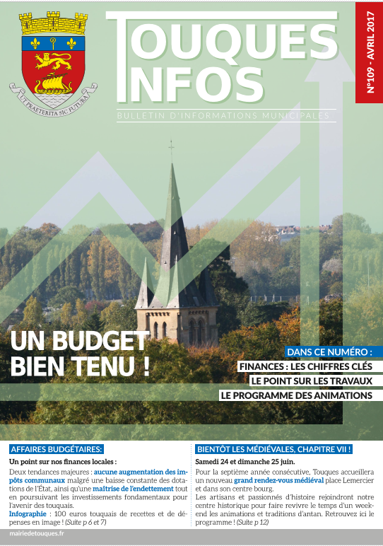 Touques Infos n°109
